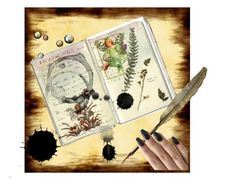 """""""The book"""" by lvmud on Polyvore featuring art"""