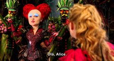 """Alice Através do Espelho - """"Coelho Branco"""" - 26 de maio nos cinemas"""