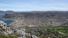 The Town of Fish Hoek