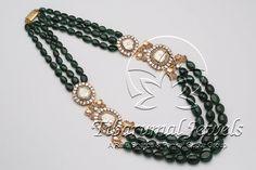 Flat Diamond Side Piece Set | Tibarumal Jewels | Jewellers of Gems, Pearls, Diamonds, and Precious Stones