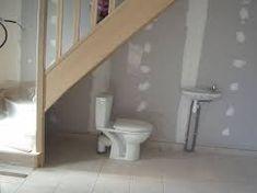 25 Meilleures Images Du Tableau Toilettes Sous Escalier