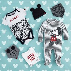 Outfits Niños, Newborn Outfits, Kids Outfits, Disney Baby Clothes, Cool Baby Clothes, Cute Baby Boy Outfits, Baby Boy Newborn, Baby Baby, Baby Supplies