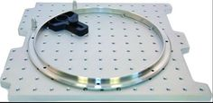 Non-marring clamps can be used to secure single large parts.