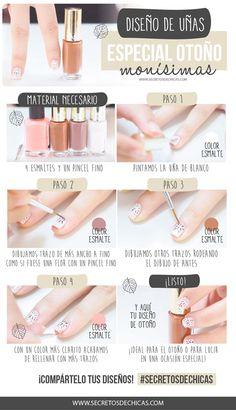 Uñas otoño | Autumn nails
