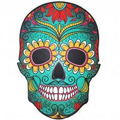 Resultado de imagem para day of the dead masks
