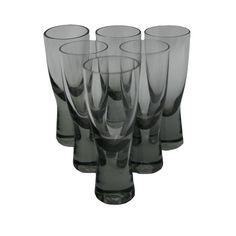 Homlegaard Canada Shot/Liqueur Glasses Liqueur Glasses, Shot Glass, Shots, Mid Century, Canada, Tableware, Fleas, Dinnerware, Tablewares