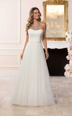 6594 Affordable And Fashionable Wedding Dress By Stella York