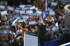 Bernie Sanders is hoping to keep his ''political revolution'' alive.