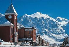 Telluride, CO- need a yearly trip to this place that rejuvenates my soul.  My second home.