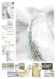 酒町のワルツ Landscape Architecture, Landscape Design, Architecture Design, Landscape Drawings, Type Setting, Master Plan, Mind Blown, Layout Design, Presentation