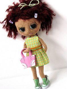 Little Paula, via Flickr. ♡ lovely doll