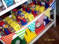 Super Mario Bros Birthday Party Ideas | Photo 19 of 39 | Catch My Party