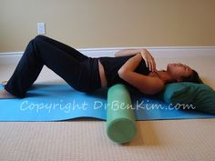How to Stretch Your Lumbar and Thoracic Spinal Regions
