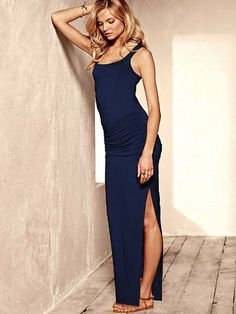 Tank Maxi Dress #VictoriasSecret http://www.victoriassecret.com/clothing/new-arrivals/tank-maxi-dress?ProductID=108684=OLS?cm_mmc=pinterest-_-product-_-x-_-x