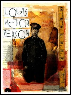 Louis Victor Person - Kurt Schwitters