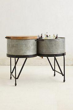 Steel Drum Party Tub