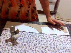 Costurando uma Calcinha parte 1