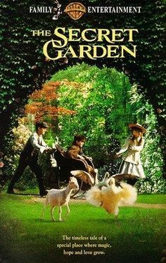The Secret Garden starring Kate Maberly, Maggie Smith & Heydon Prowse Maggie Smith, Movies Showing, Movies And Tv Shows, The Secret Garden 1993, Kate Maberly, Dubai Miracle Garden, Little Dorrit, Bon Film, Vhs Movie