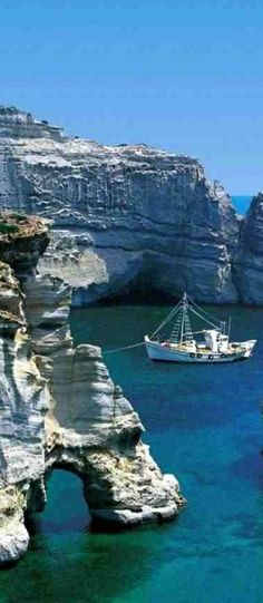 """This is an Aegean Sea"" Milos Island, Greece"