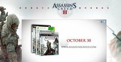 Assassins Creed 3, Gaming, Geek Stuff, Toys, Stuff To Buy, Geek Things, Videogames, Toy, Games
