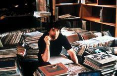 John Cusack and vinyl, sounds like a good combination to me