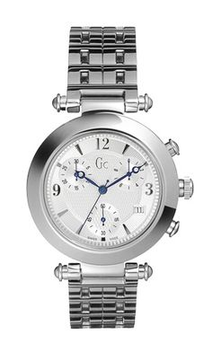 26e79c768e Guess – – Montre Homme – Quartz chronographe – L`Etoile – Bracelet en acier
