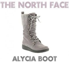 The North Face Alycia Boot - Stylish Waterproof Winter Boot