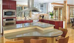 Dream Countertop Design - Home and Garden Design Idea's