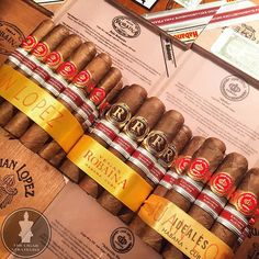 When I see that red and silver second band I feel like......OMG!!! | @thecigarstrategist