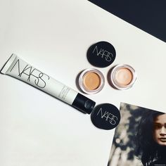 The Beauty Cove: PRIMAVERA ESTATE 2017 • NARS MAKEUP • I nuovi Primer e Correttori