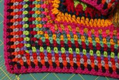 Boarder for Jasmines blanket