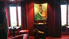Bar de notre hotel Lyon