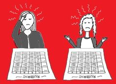 Your Rubric Is a Hot Mess; Here's How to Fix It.