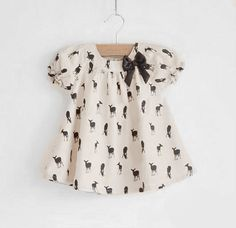 fawn bow blouse