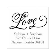 Find all of your stamping needs with rubber stamps from Zazzle!
