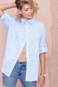 Melanie Top - Shirts + Blouses