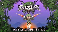 Doodle Army 2: Mini Militia is an engaging 2D online action game. The game belongs to the shooting category and is developed by Appsomniacs LLC.