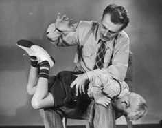 Drop Box - Picasa Web Albums  Anyone remember when the parents could give spankings?