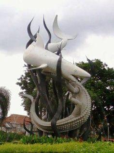 Surabaya in Jawa Timur