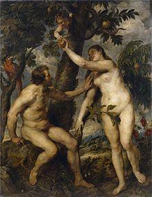 Peter Paul Rubens - The Fall of Man