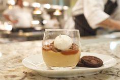 Vanilla Caramel Budino Panna Cotta, Caramel, Vanilla, Pasta, Ethnic Recipes, Desserts, Food, Sticky Toffee, Tailgate Desserts