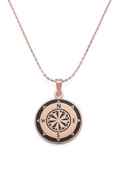 Alex and Ani Compass Necklace available at #Nordstrom