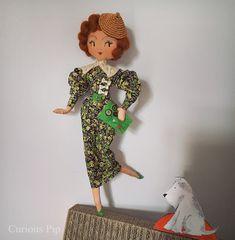 Artdolls Felt Dolls, Plush Dolls, Crochet Dolls, Rag Dolls, Pretty Dolls, Cute Dolls, Antique Dolls, Vintage Dolls, Fabric Dolls