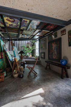 AR-house  subconscious house