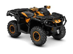 New 2016 Can-Am Outlander XT-P 1000R ATVs For Sale in Michigan. 2016 Can-Am Outlander XT-P 1000R, 2016 Can-Am® Outlander XT-P 1000R WELL-PREPARED WITH FACTORY-INSTALLED FEATURES. Expand your off-road capabilities with added features and added value. Well equipped with Tri-Mode Dynamic Power Steering (DPS), a 3,000-lb winch, and heavy-duty front and rear bumpers. Features may include: ROTAX V-TWIN ENGINE OPTIONS CATEGORY-LEADING PERFORMANCE Available with the 48-hp Rotax 570, 62-hp Rotax…
