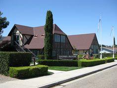 The Elverhoj Museum at Solvang, CA