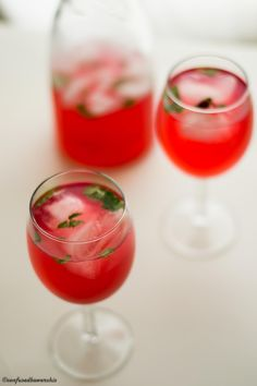 Pomegranate Spritzer | Drinks | Pinterest | Pomegranates, OPI and ...