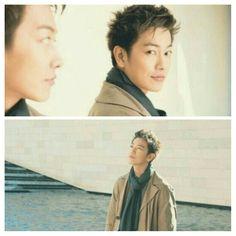 Takeru Sato Takeru Sato, Rurouni Kenshin, Kamen Rider, Rain, Rain Fall, Waterfall