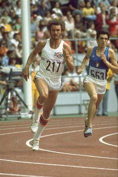 El atleta cubano Alberto Juantorena, seleccionado para ingresar al Salón de la Fama del Atletismo.   Foto tomada de la IAAF (www.iaaf.org)