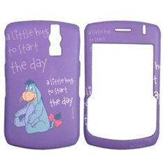 Eeyore cell phone cover!